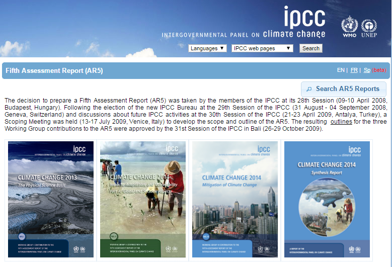 Ipcc 5th Assessment Report Quakers Climate Change Worldwide The vulnerability assessment report is a part and most crucial step of vulnerability assessment. ipcc 5th assessment report quakers
