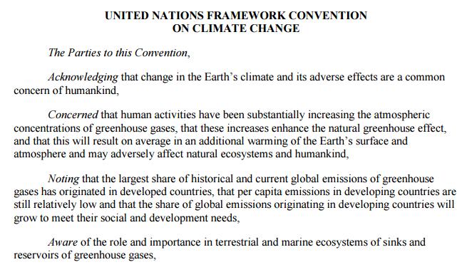UNFCCC1992